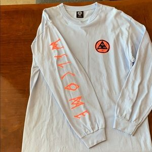 Welcome Men's Size Large Sloth Tee